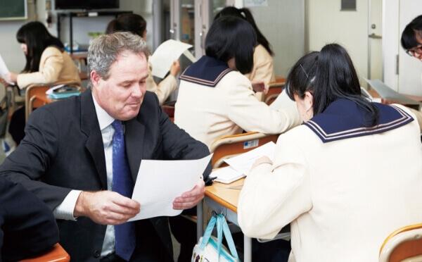 武蔵生越の教育