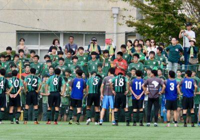 東野 高校 サッカー 部